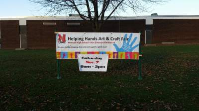 Helping Hands Craft Fair is Back for the Eighth Year