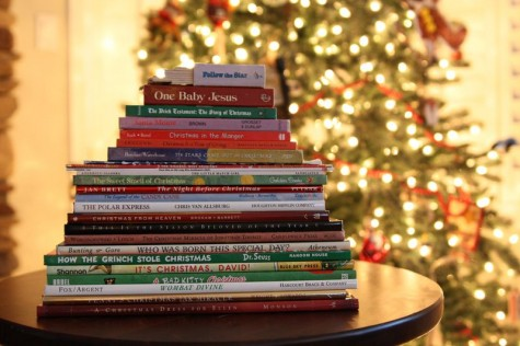 Letter: Books For the Holidays