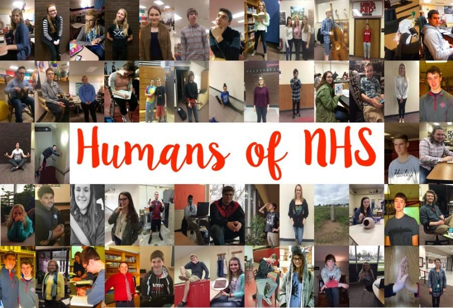 """""""Humans of NHS"""" Features Students and Faculty"""