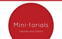 Mini-torials: Week of Mar. 1