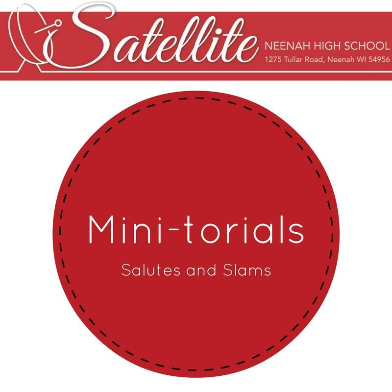 Mini-torials: Week of Feb. 15