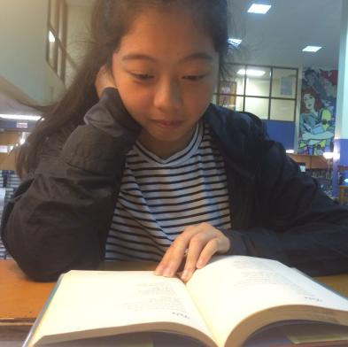 Humans of NHS- BaJie Vang
