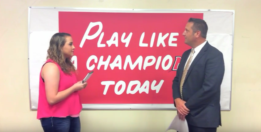 """Video: Meaning Behind NHS New Slogan """"Play Like A Champion"""""""