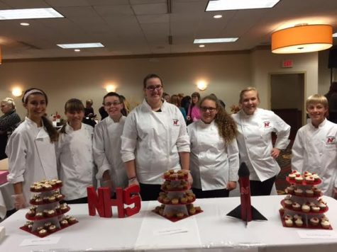 Culinary Club Participates in Local Events