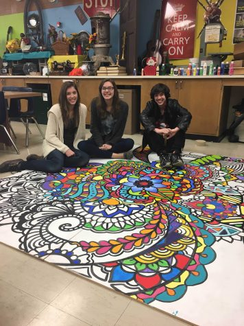 New Art Mural Coming to Armstrong