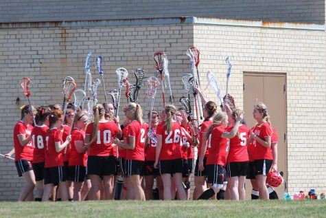 Neenah Girls' Lacrosse Team Receives an Official Playing Field