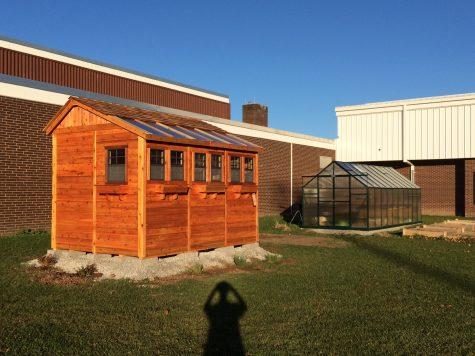 Grant Helps Greenhouse Grow