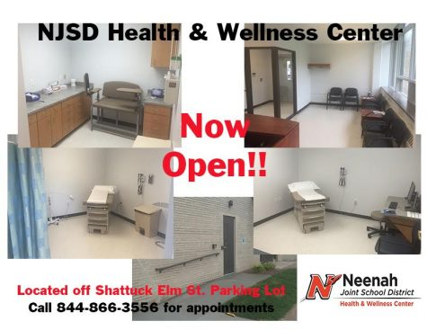 New District Wellness Center Open for Business