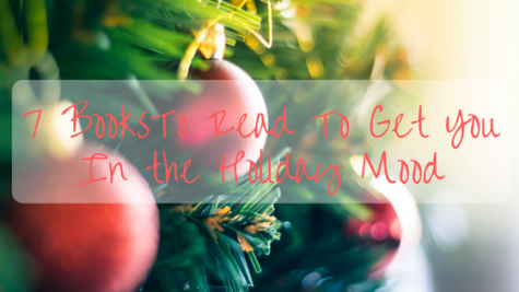 7 Books to Read to Get You in the Holiday Mood