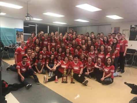 Neenah Show Choirs Claim Four Titles at Brodhead Competition