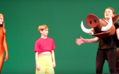 Video: Neenah Middle Schools Presents Lion King Jr.