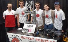 Rockets Robotics Team Competes in Wisconsin VEX Robotics State Championships