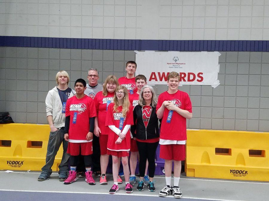 NHS Special Olympics Team Shoots For State