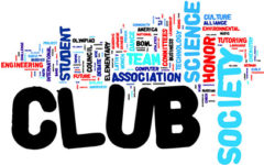Featuring NHS Clubs:  Options to Get Involved
