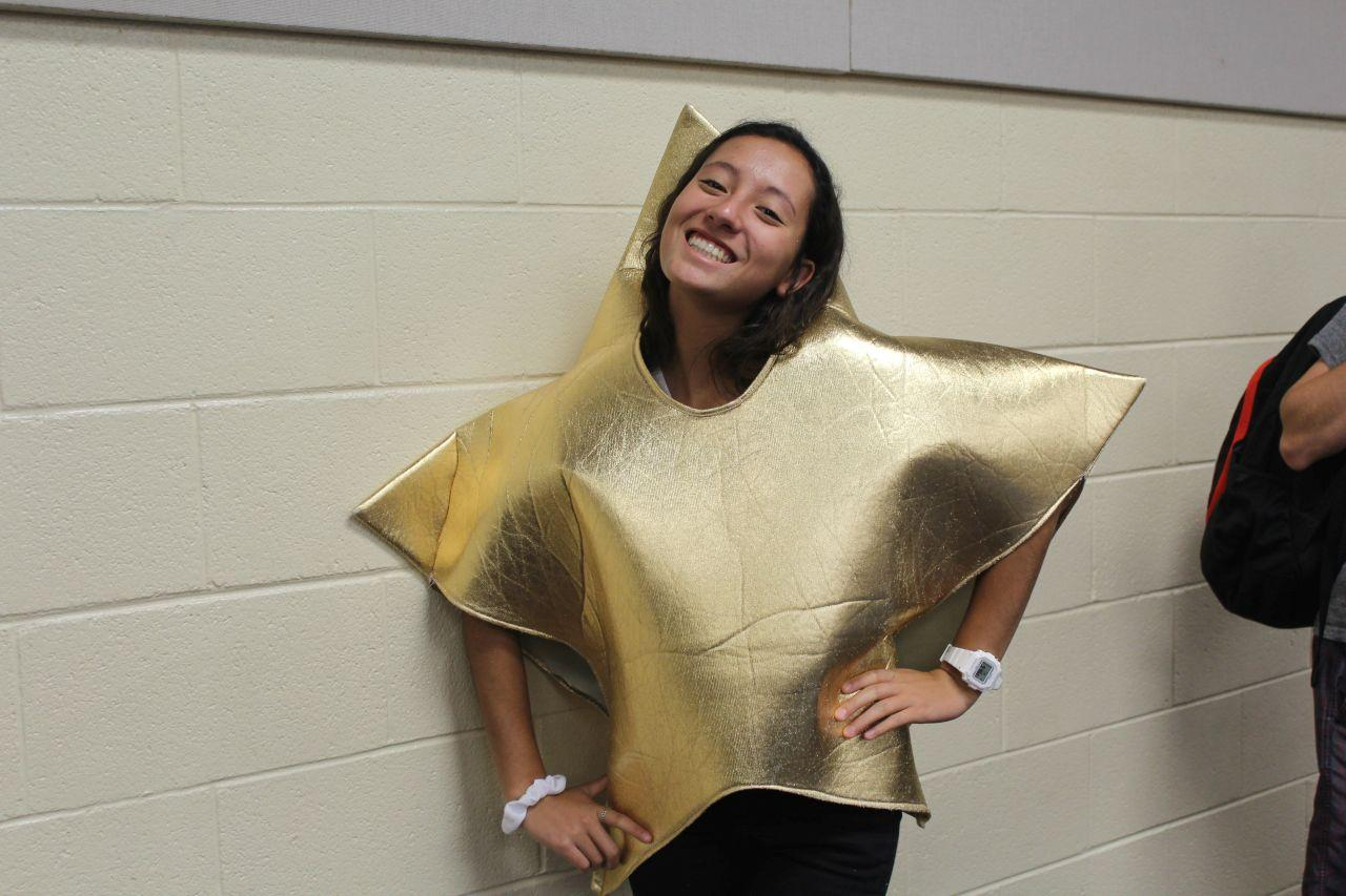Star Day taken literally by Delaney Doersch. -Star day-