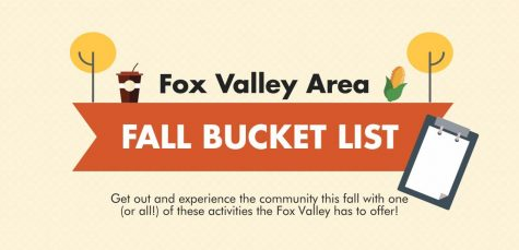 Infographic: Fox Valley Fall Bucket List