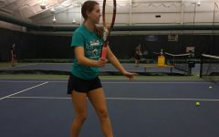 Former Singles Player Takes on Doubles