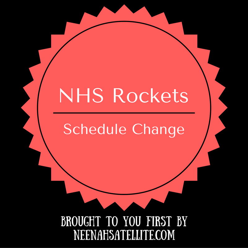 The Satellite staff continues to bring schedule change announcements to the high school for everyone to reference throughout the day.