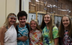 Spirit Day Photo Series: Tie-Dye And Toga Tuesday Outstrip All Expectations