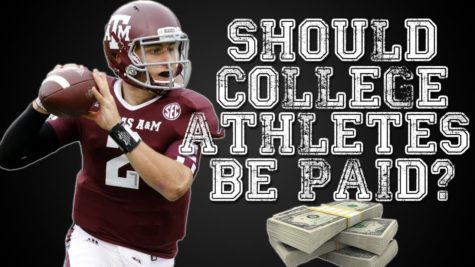 Payment of College Athletes