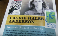 Video: Laurie Halse Anderson Visits NHS Students