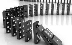 Domino Effect:  Coach's Belief System Inspires