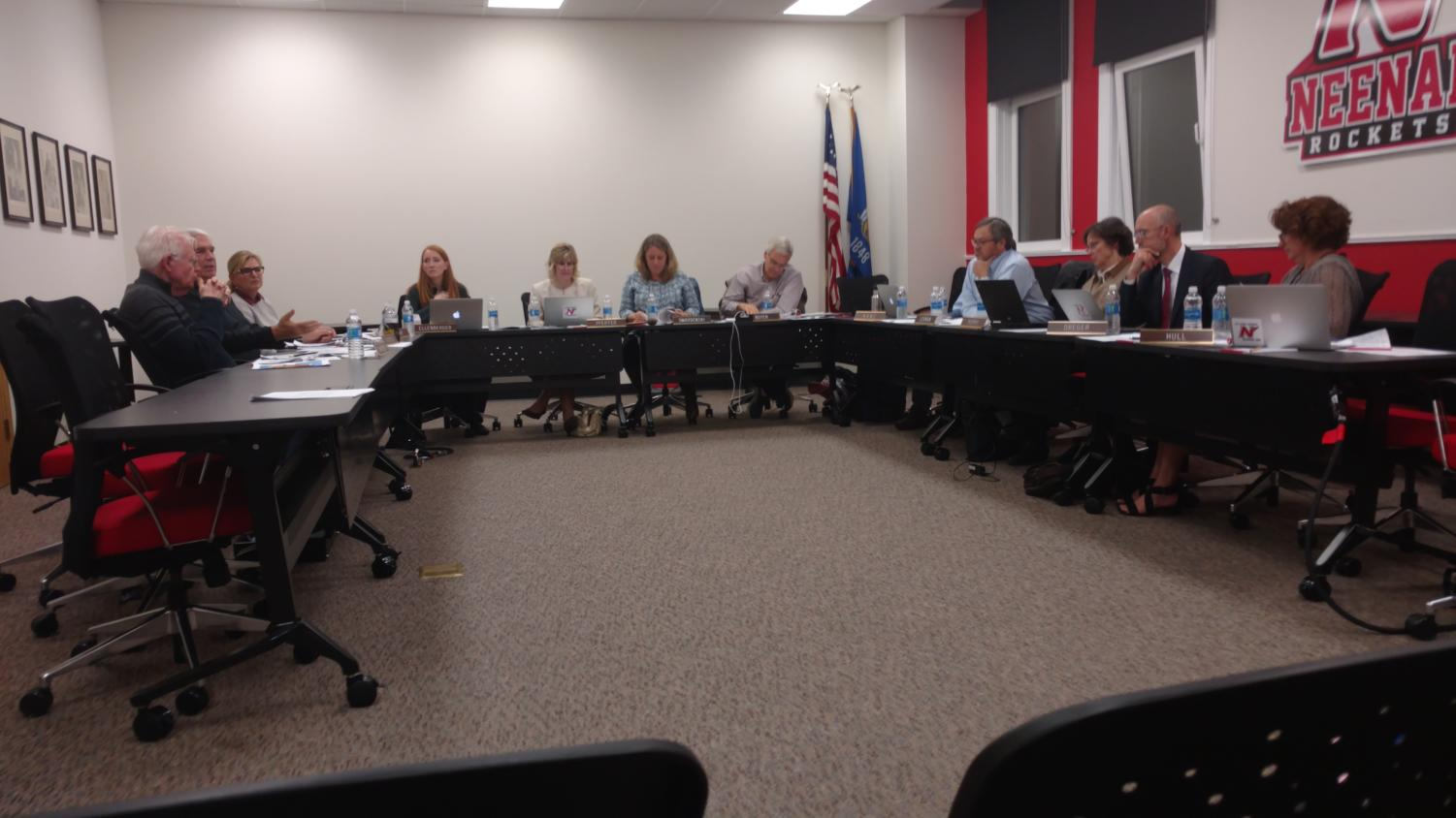 At a special meeting of the N.J.S.D. Board of Education on Thursday, Nov. 2, the board members discussed and voted upon proposed updates to the district's Human Growth and Development curriculum.