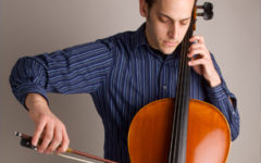 Renowned Cellist Visits NHS