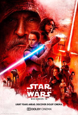 Movie Review of Star Wars:  The Last Jedi