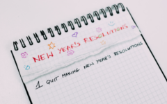 Letter to the Editor:  Pointless New Year's Resolutions