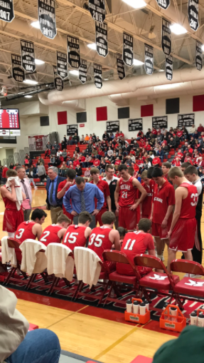 Neenah Rockets end the season with a loss to Kimberly.