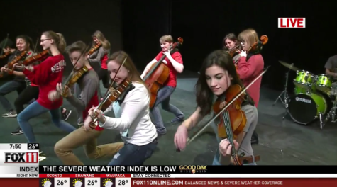 Touch of Class Performs for Good Day Wisconsin