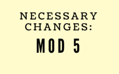 Infographic: Changes to Mod 5