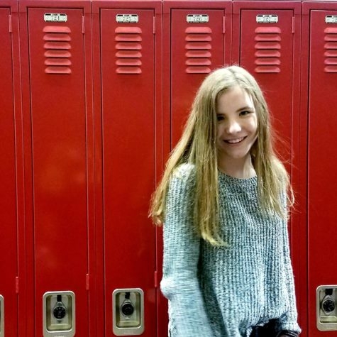 Humans of NHS- Maddy Zitzelsberger
