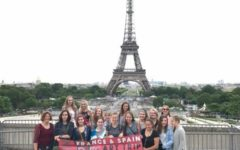 Art Students Take on France and Spain