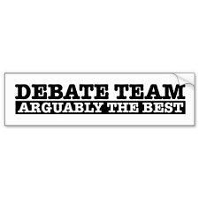 Debate Team Sweeps Competition