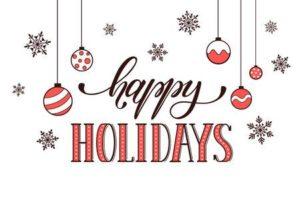 Column:  A Guide to Holiday Greetings