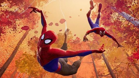 Review of Spider-Man: Into the Spider-Verse