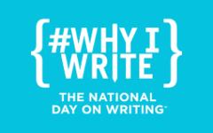 #WhyI Write Raising Awareness of Literacy