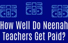 Infographic:  How Well Do Neenah Teachers Get Paid