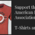 American Heart Association Red Out Events Featured on February's Calendar