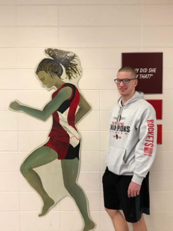 Humans of NHS- Nathan Gehrke