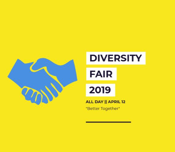 Diversity Fair 2019