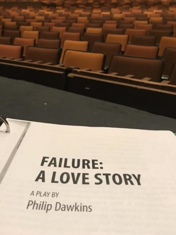 Introducing the Rocket Players Production of Failure: A Love Story