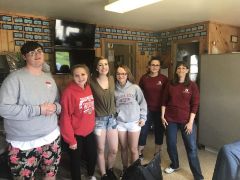 REACH Academy Donates to Neenah Animal Shelter