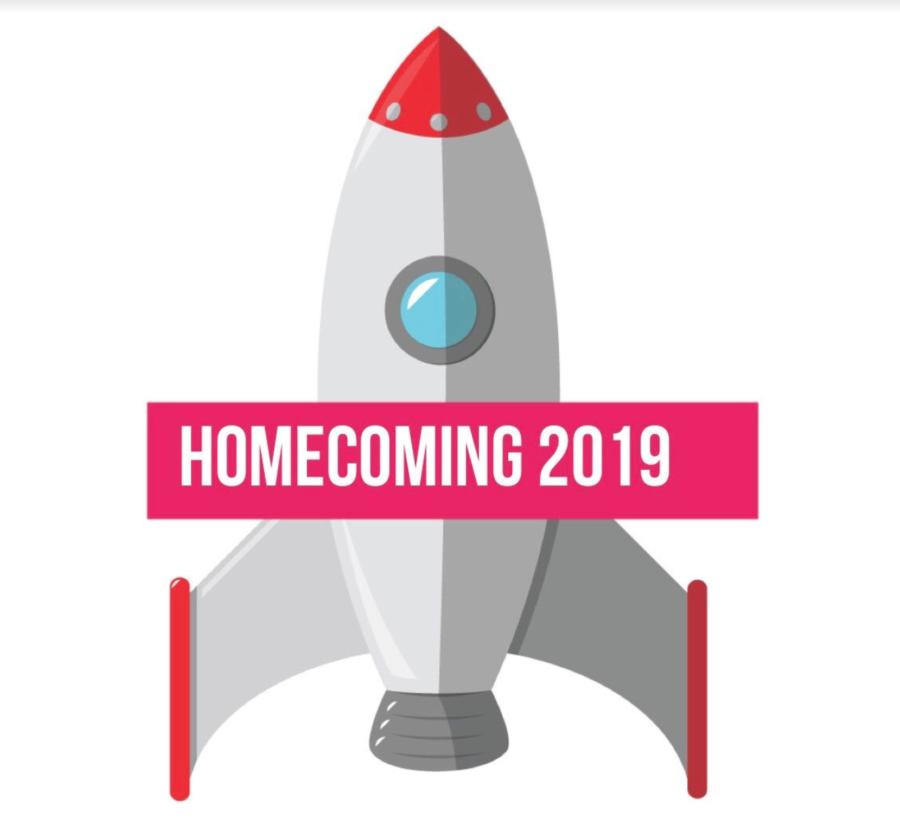 Homecoming Hype:  Homecoming Week Schedule 2019