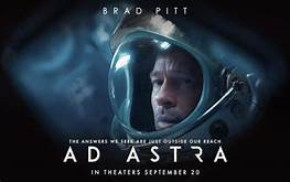From 20th Century Fox, Ad Astra seems like a first step toward recovery after its merger with Disney was completed in March.