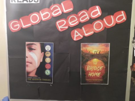 Global Read Aloud Offers a Literary Connection