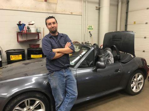 Autos Teacher Offers a Life Lesson that Cars and People May Require Fixing