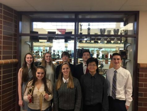 Neenah Debate Sends Members to State